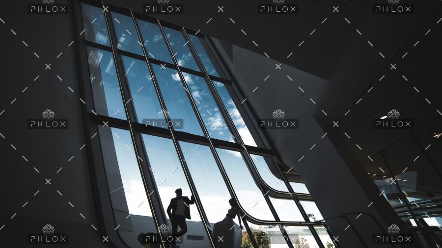 wedding-couple-in-a-futuristic-building-PZV2RRF